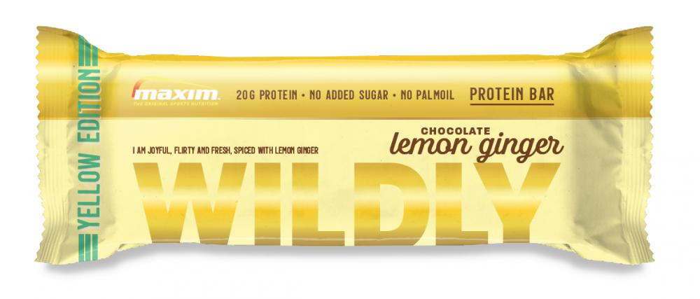 Maxim  Maxim Wildly Lemon Ginger 55g