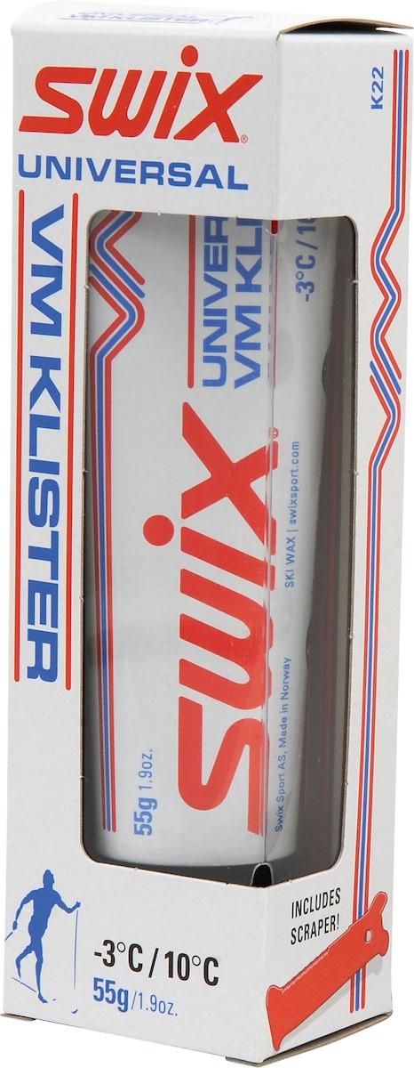 Swix  K22 Uni VM Klister -3C to 10C