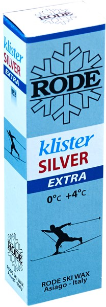 Rode  Klister Silver extra 0/+4