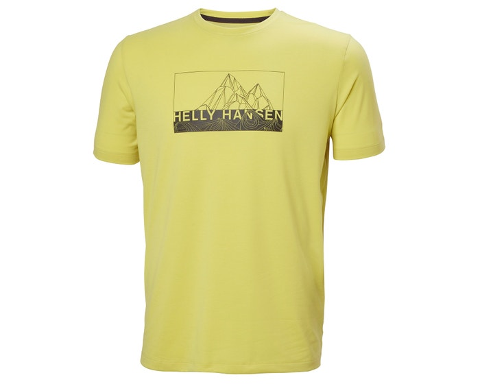 Helly Hansen Skog Recycled Graphic T-Shirt