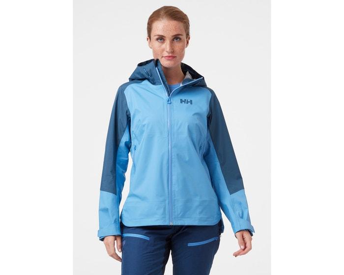 Helly Hansen  W Verglas 3l Shell Jacket