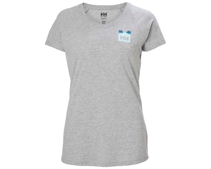 Helly Hansen  W Nord Graphic Drop T-Shirt