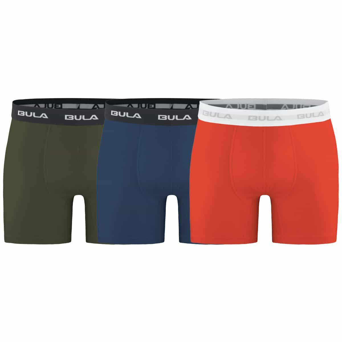 Bula  3pk Boxers