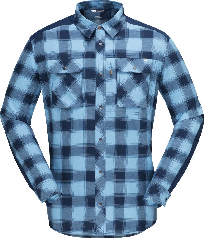 Norrøna  svalbard flannel Shirt (M)