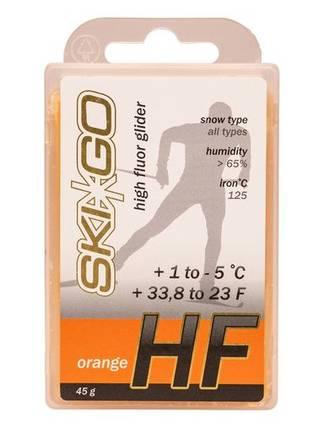 Skigo  HF Glider Oransje