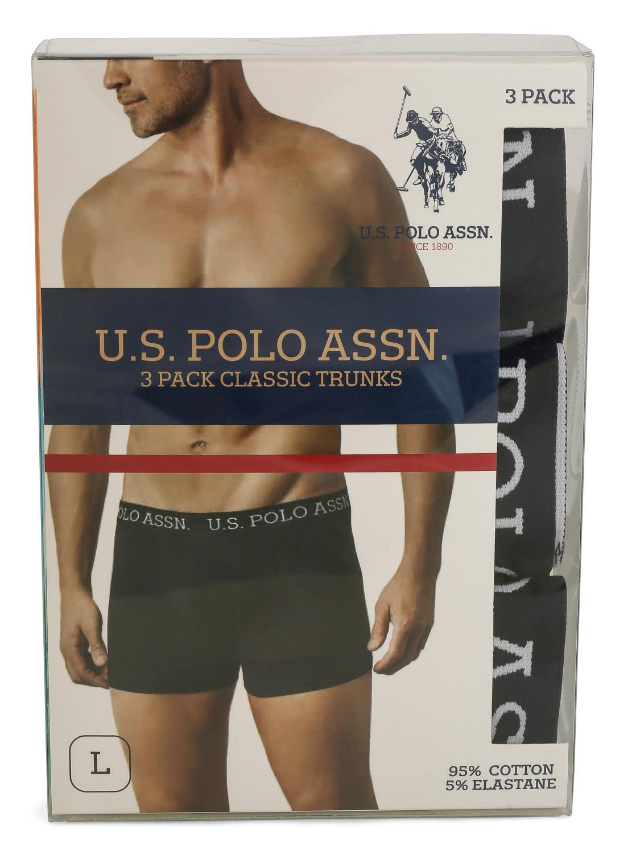 U.S Polo 3pk boxer
