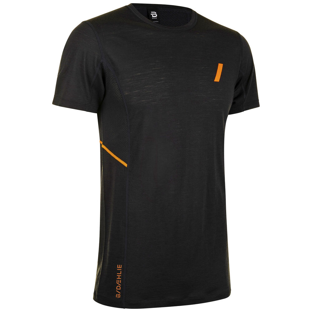 Dæhlie  Training Wool Summer Tshirt Men