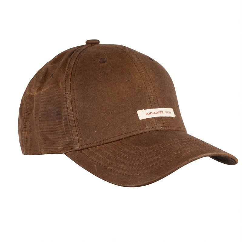 Amundsen Cotton Cap