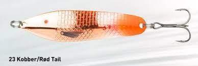 Søvik  Sluken Trout 14 g 23 Kobber/Rød Tail