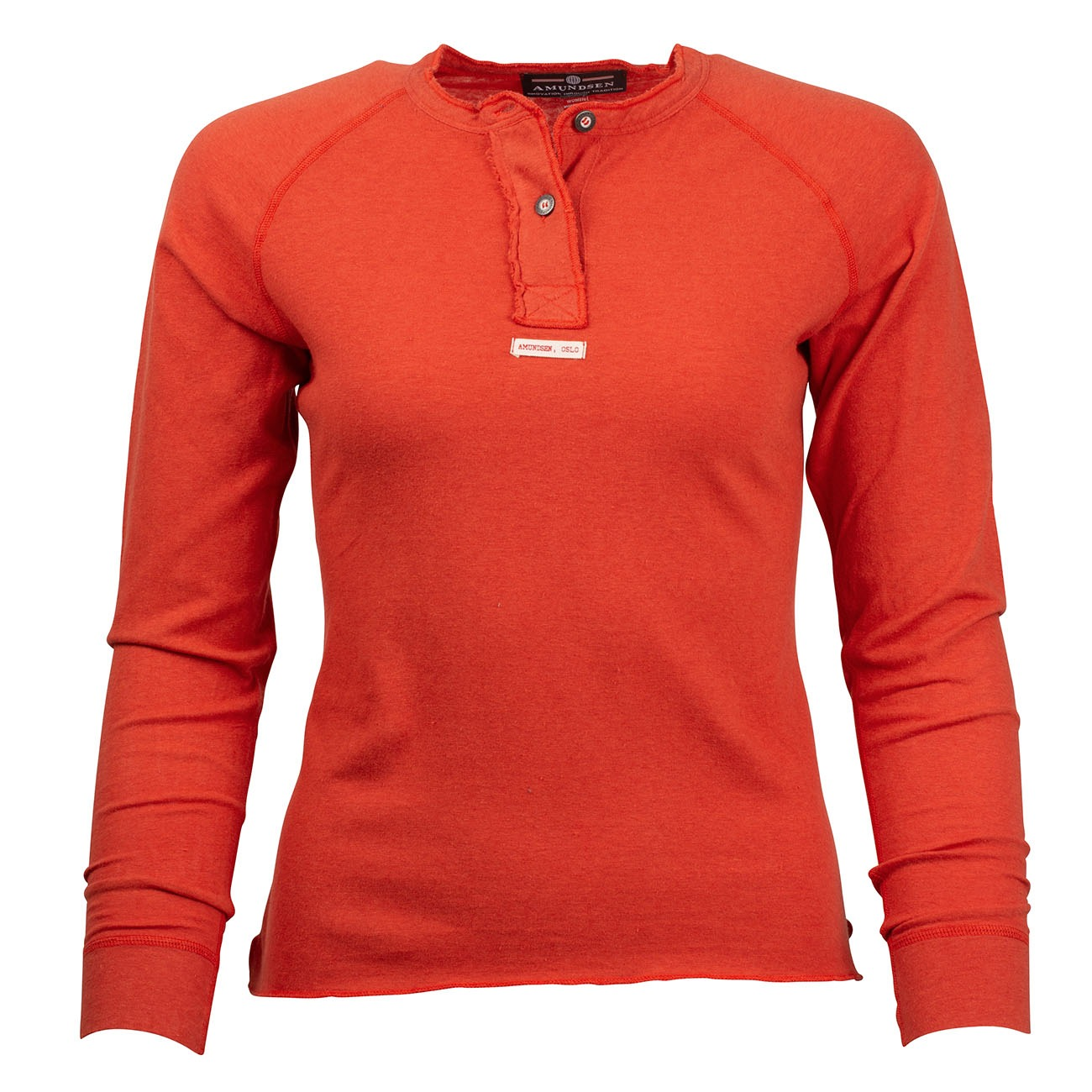 Amundsen Summer Wool Henley Womens