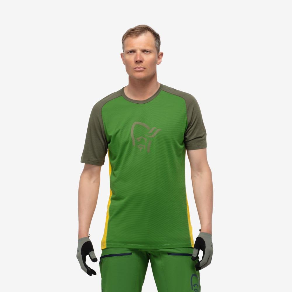 Norrøna Fjørå Wool T-shirt Men