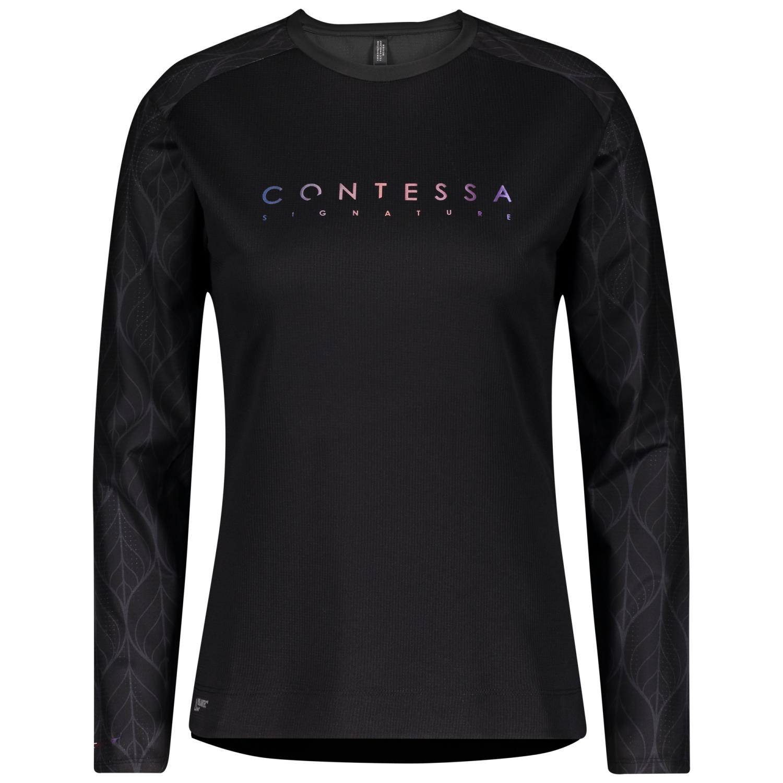 Scott  Shirt Ws Trail Contessa Sign. L/SL