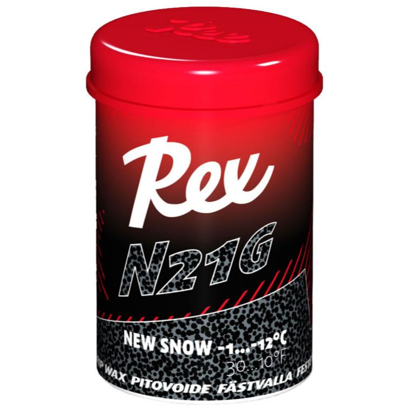 Rex. N21G. Grip Wax.
