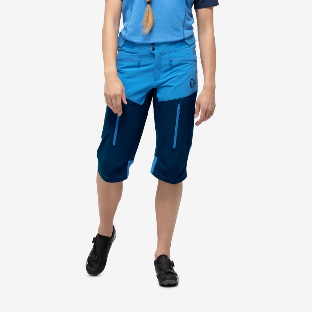 Norrøna Fjørå Flex 1 Shorts Dame