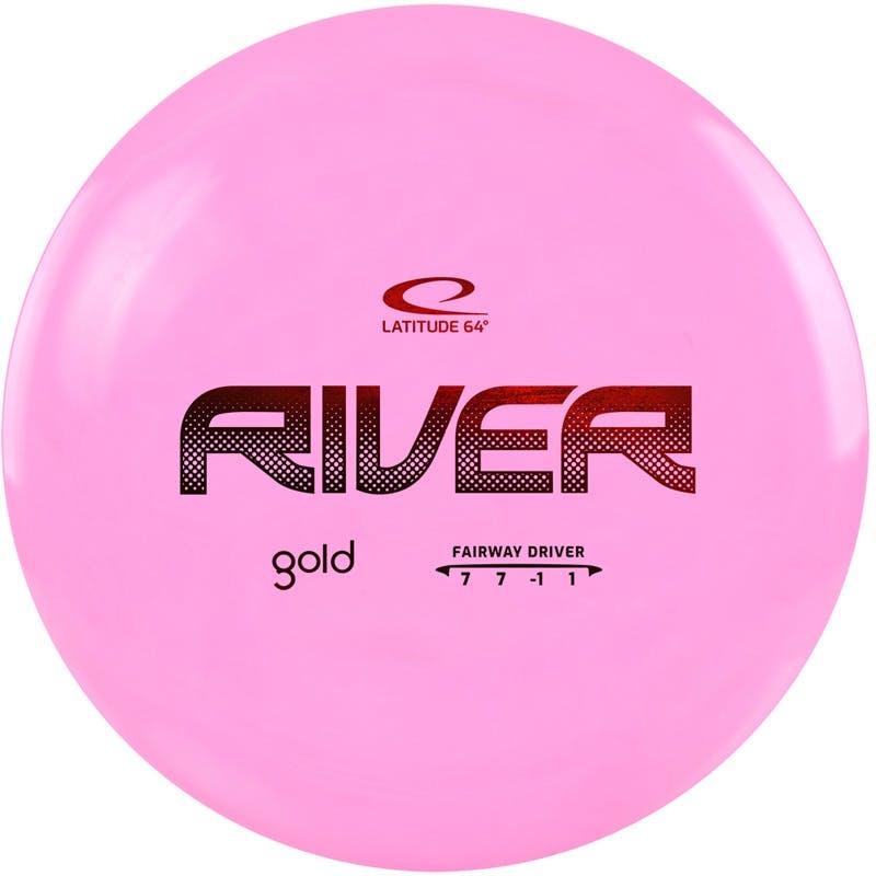 Latitude 64  Gold Driver River 173g+