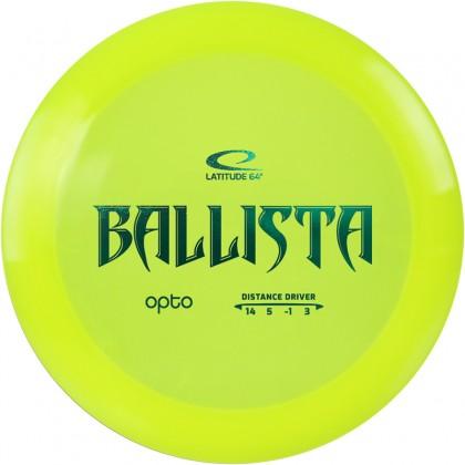 Latitude 64  Opto Driver Ballista 173g+