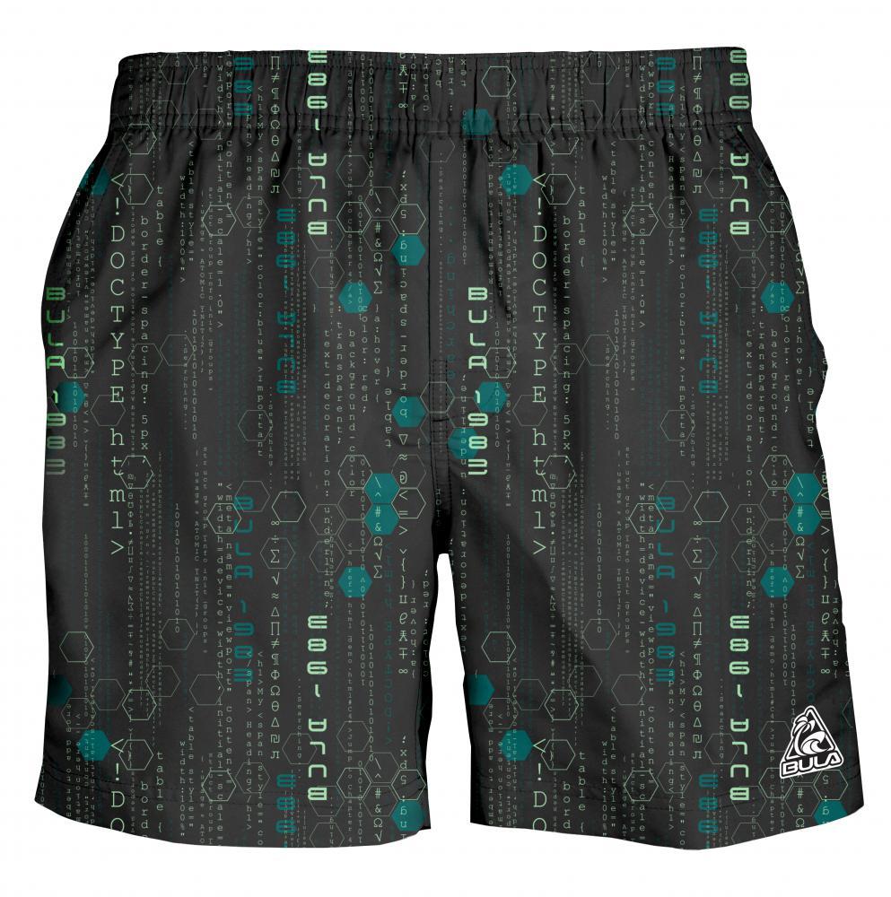 Bula  Jr Code Shorts