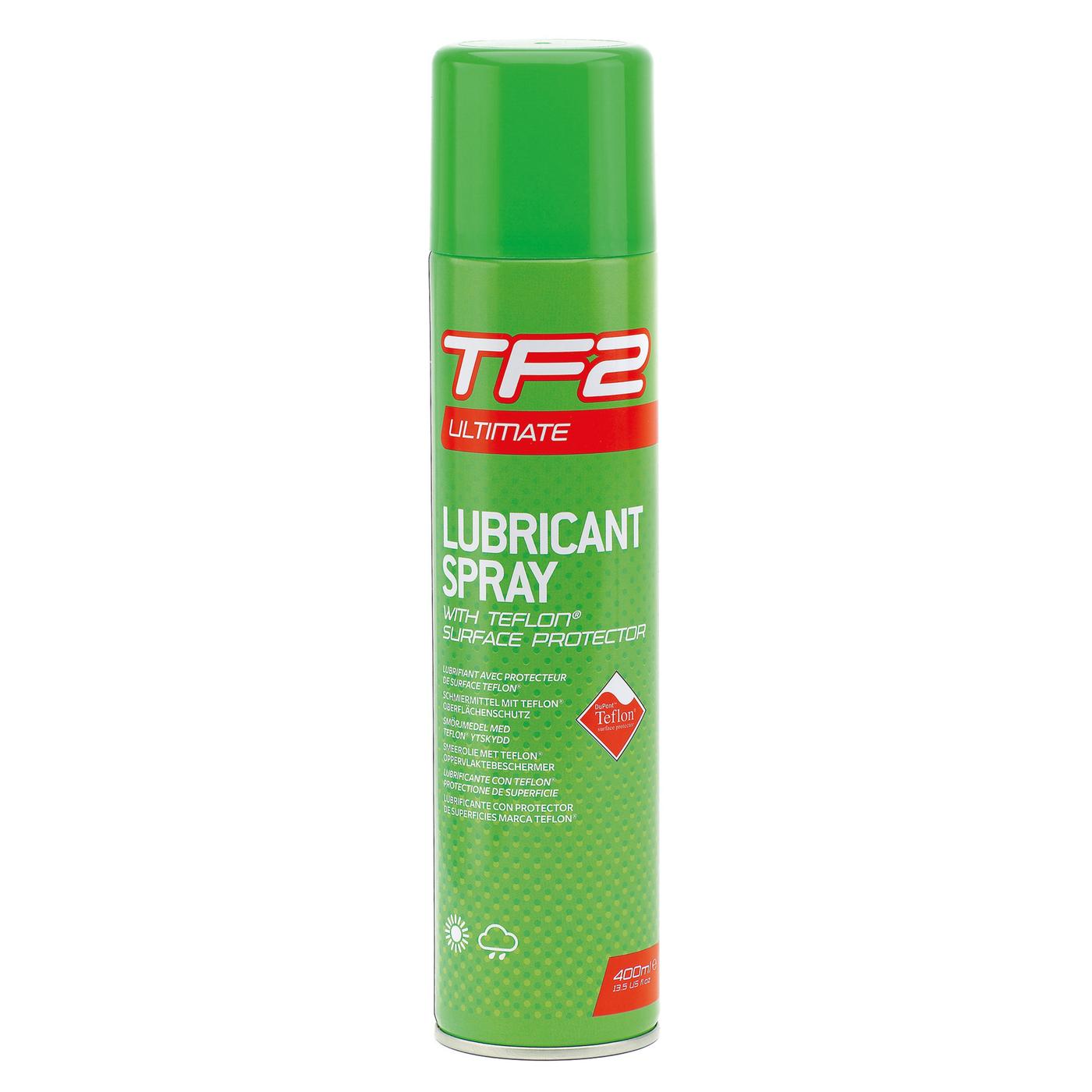 Weldtite  TF2 Lubricant Spray w/ teflon