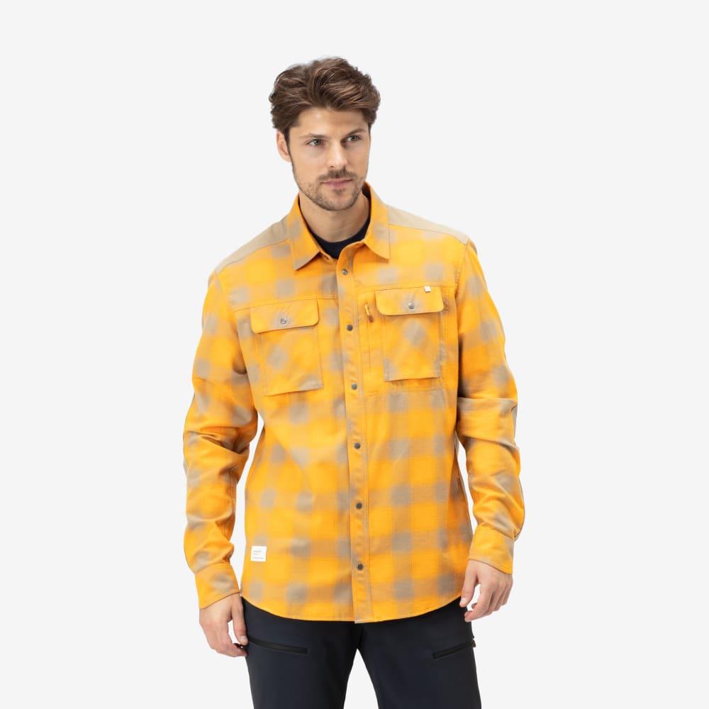 Norrøna Svalbard Flannel Shirt men