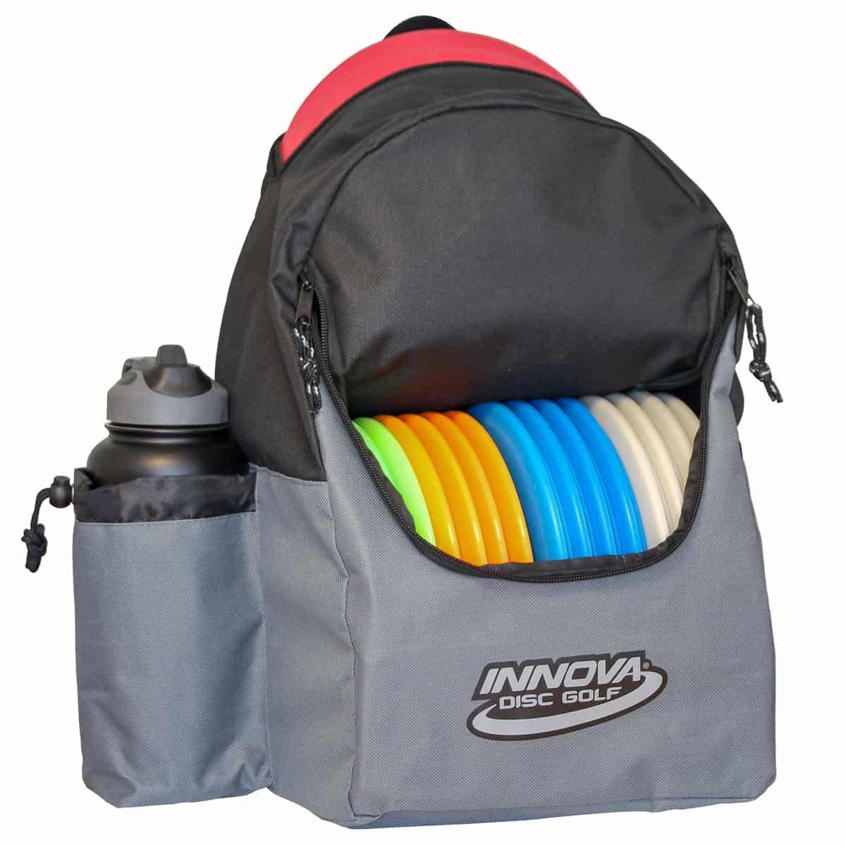 Innova  Discovery Backpack, Gray/Black