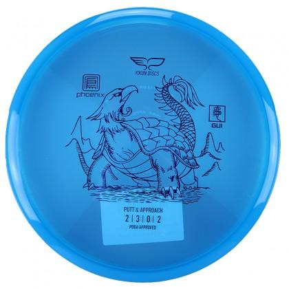 Yikun  Phoenix Putter Gui, 170-175g