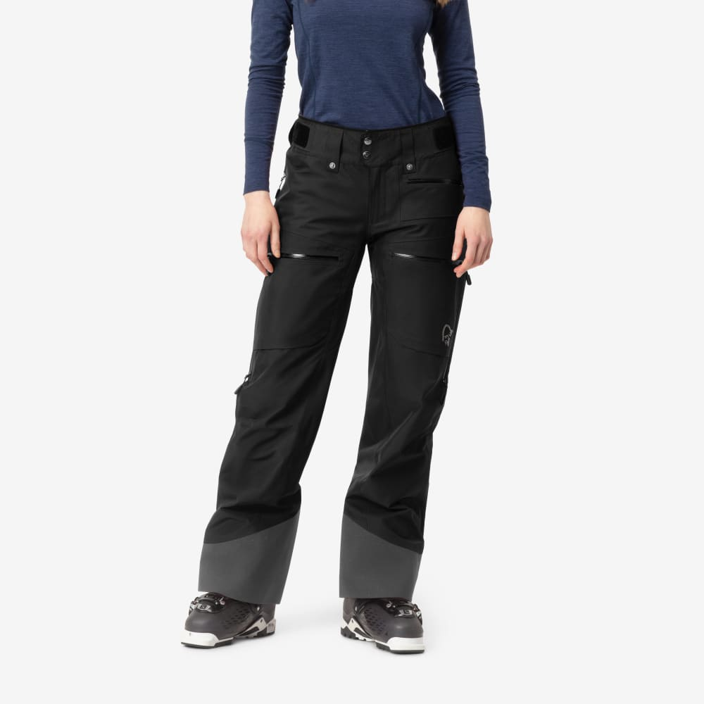 Norrøna Lofoten Gore-Tex Insulated Pants Dame
