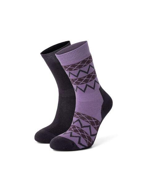 Johaug  2-Pk Wool Socks