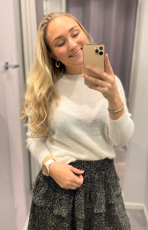 FEMME ALPACA EGRET - MOSS COPENHAGEN