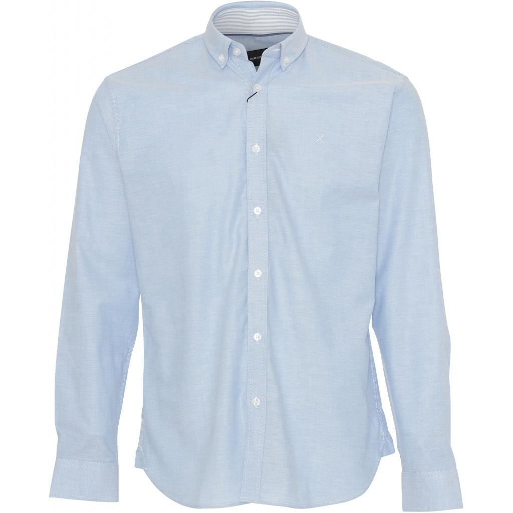 OXFORD SHIRT LT.BLUE - CLEAN CUT
