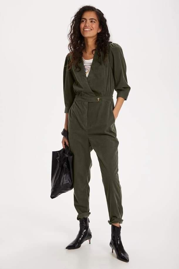 KANE JUMPSUIT 3/4 - SOAKED IN LUXURY