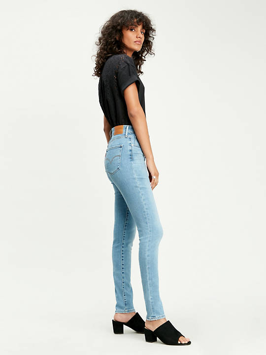 LEVIS 188820332 HIGH RISE SKINNY 721(121)