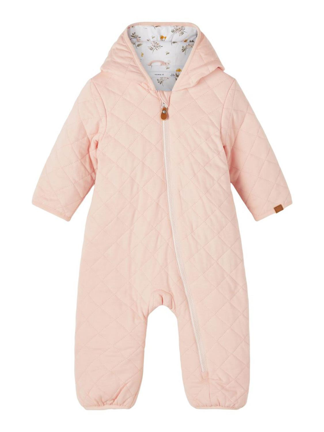 MAGDA QUILT SUIT PEACH WHIP - NAME IT