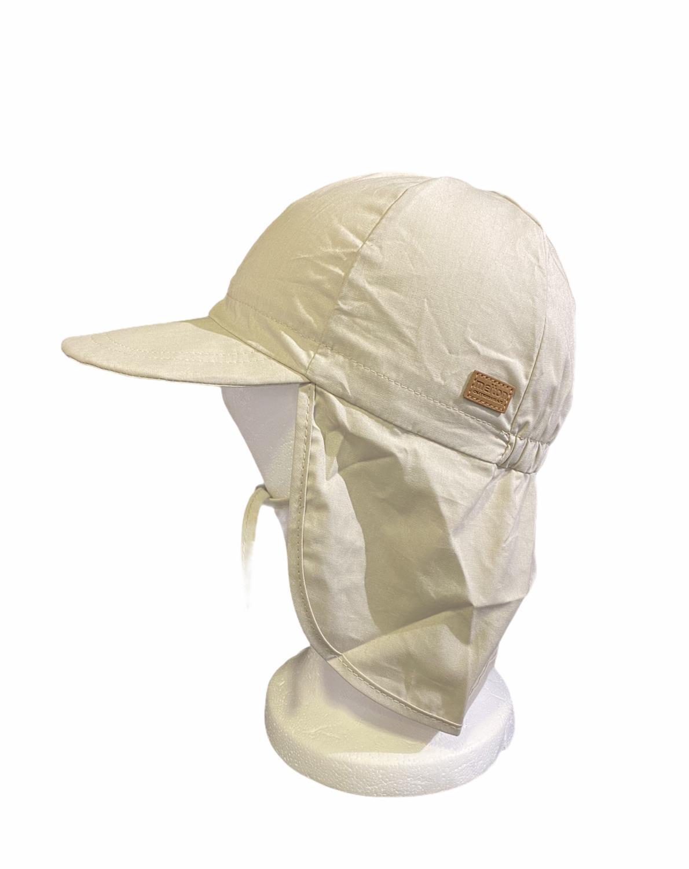 CAP W/ NECK CHATEAU GREY - MELTON