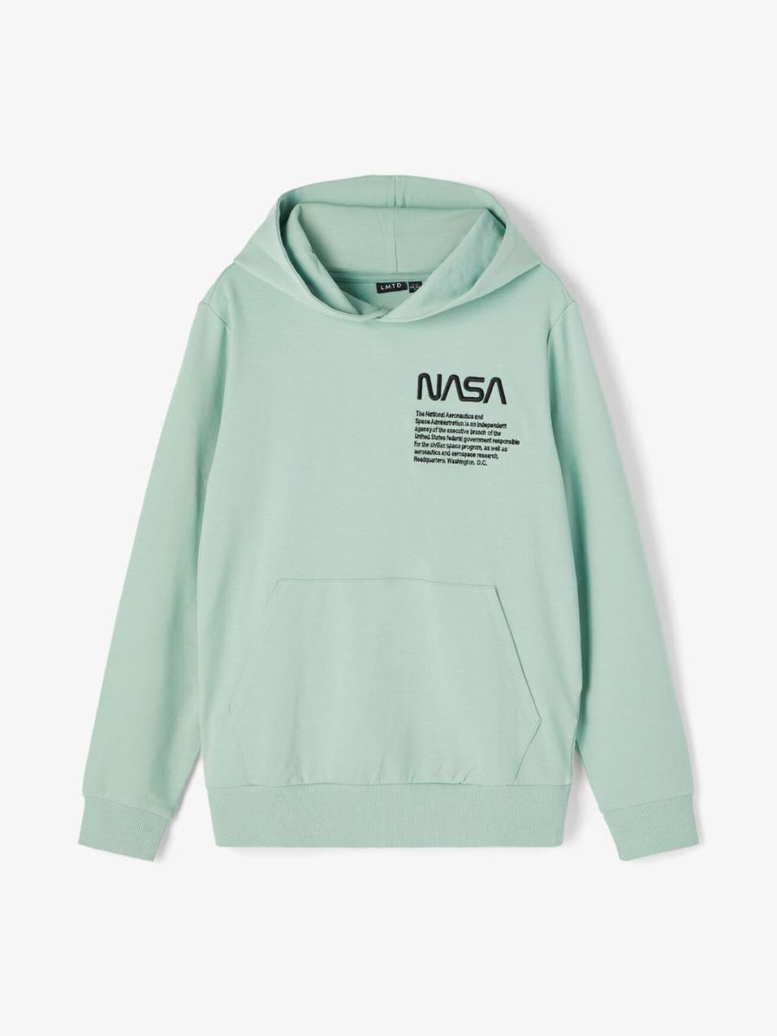 NASA ROB SWEAT BLUE SURF - LMTD