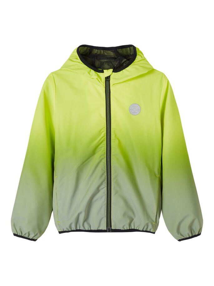 MASON REFLECTIVE JACKET-NAMEIT