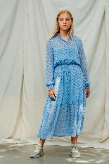 DIAZ DRESS BLUE - MBYM