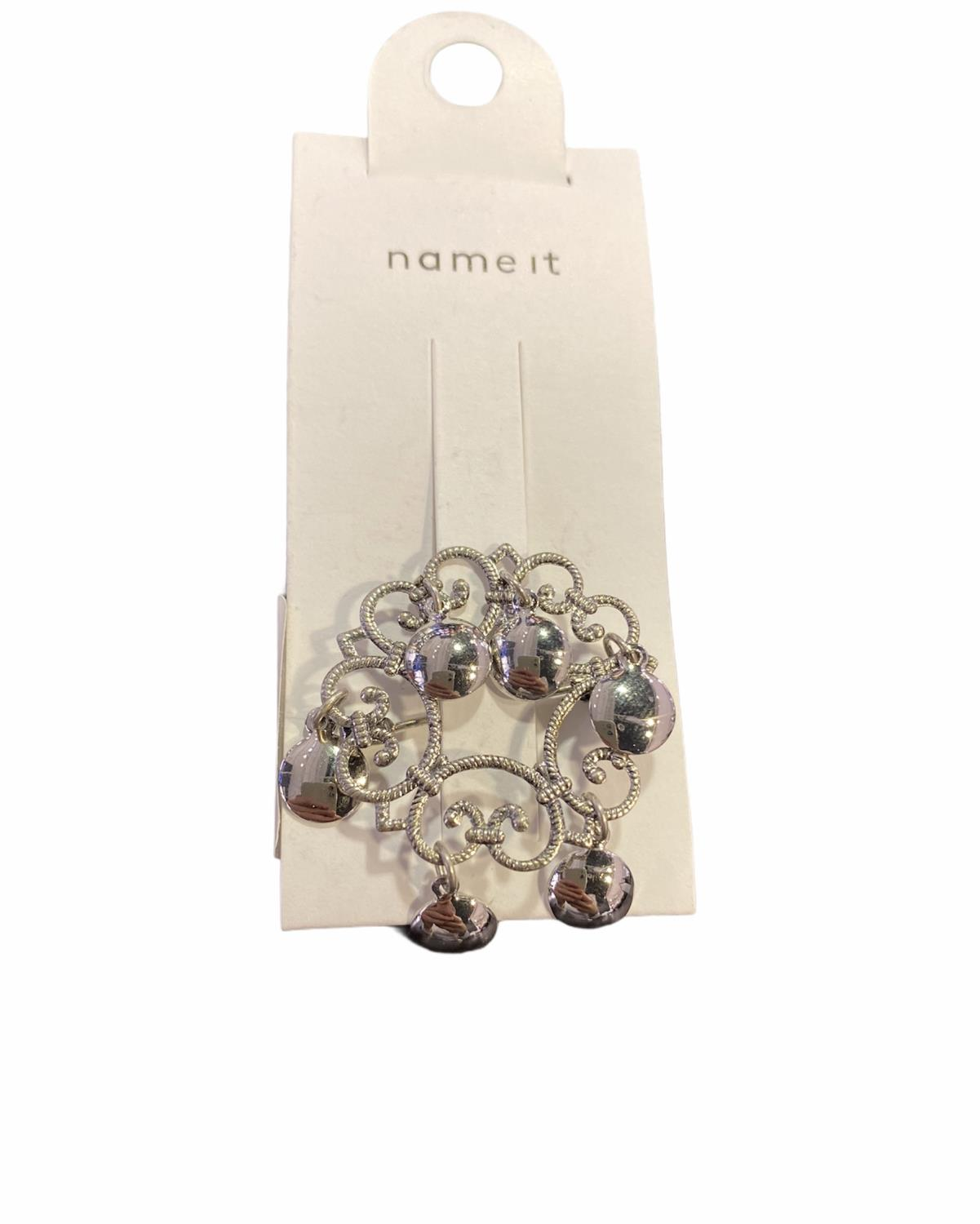 TRIL BROOCH - NAME IT