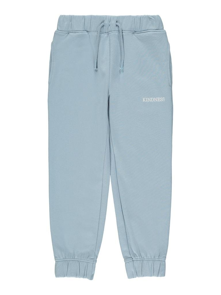 HOWAY SWEAT PANT DUSTY BLUE - NAME IT