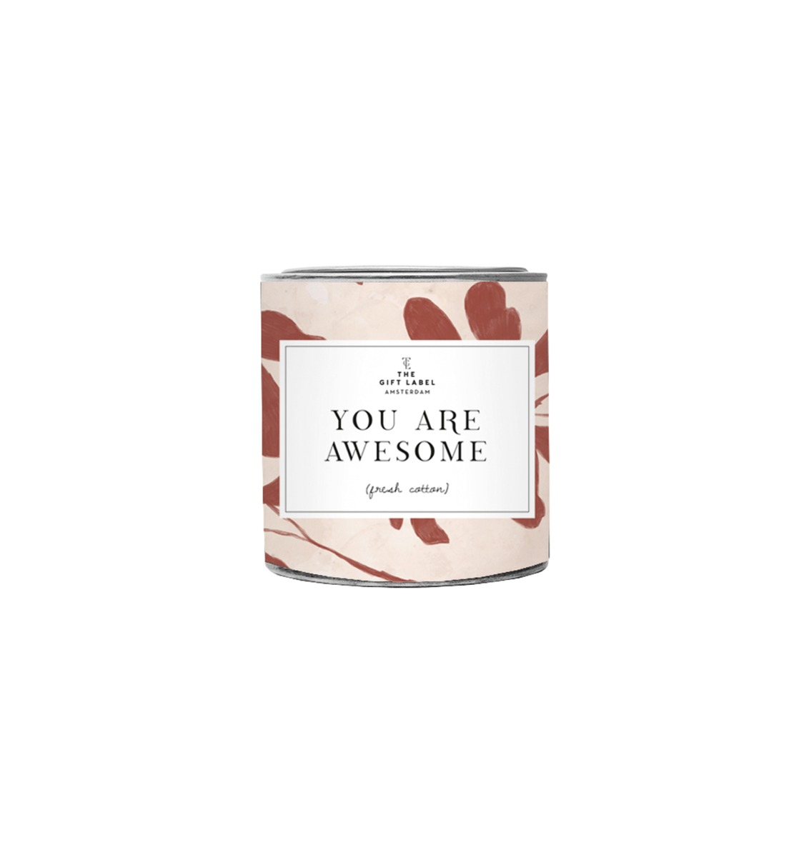 "CANDEL SMALL ""YOU ARE AWSOME"" - THE GIFT LABEL"