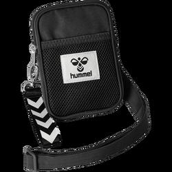 ELECTRO SHOULDER BAG BLACK - HUMMEL