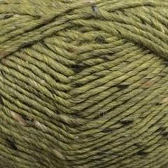 Lama-Tweed CaMaRose 6443 - Mosegrønn
