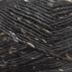 Lama-Tweed CaMaRose 6999 - Svart