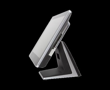 PP 9645C POS PC i5 Med Cap touch Skjerm