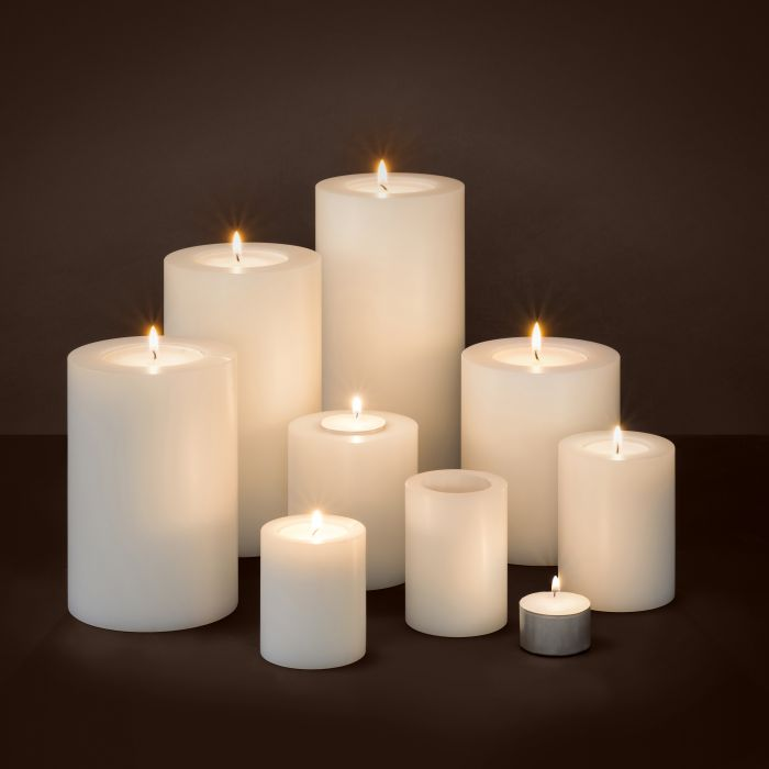 ARTIFICIAL CANDLE M/S
