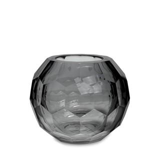 Lys krystall Windsor grey Ø17,5cm H14,5cm