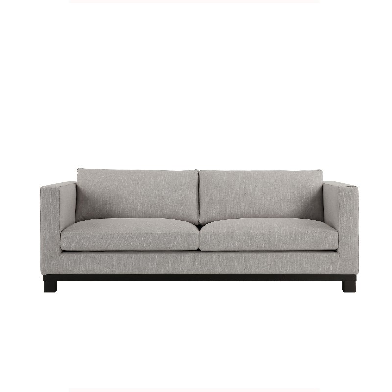 Sofa Chicago  stoff Lin Kalk