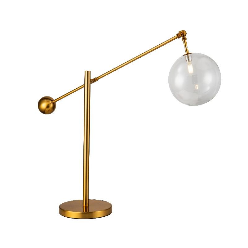 Bordlampe McAllan  gold
