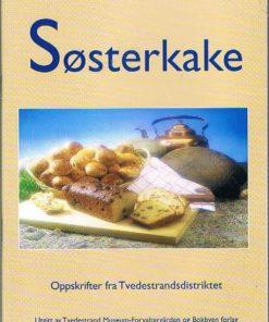 Søsterkake - Oppskrifter fra Tvedestrandsdistriktet