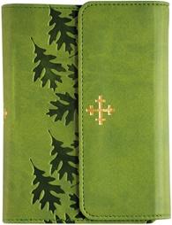 Bibel 2011, lita utgåve i grønt kunstskinn