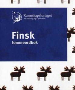 Finsk lommeordbok